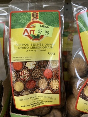 Dried Lemon Omani