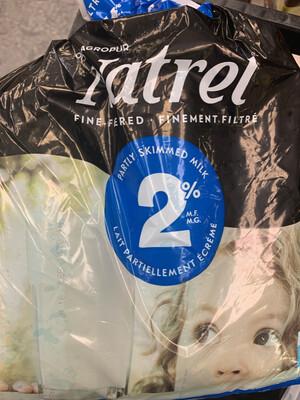 Natrel Milk 2% (4L)