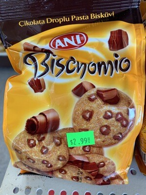 Biscuit With Chocolate Chip