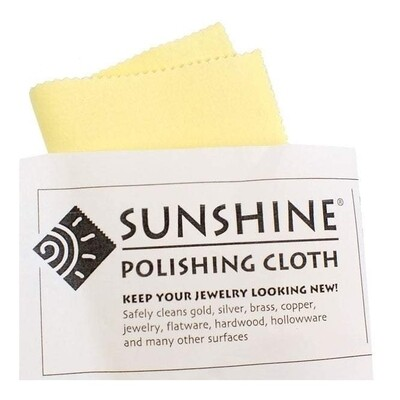 Sunshine Polishing Cloth 2.5