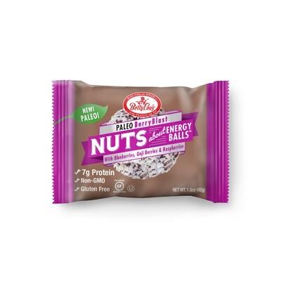 Betty Lou's Paleo Nut Balls