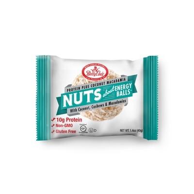 Betty Lou's Protein Nut Balls