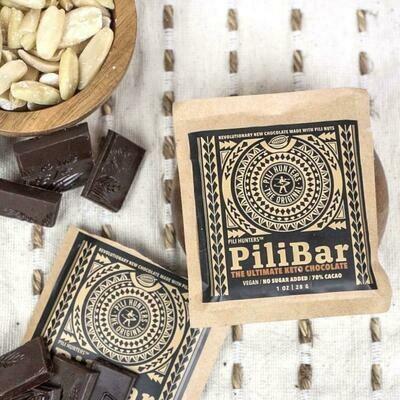Pili Bar- Ultimate Keto Chocolate Bar