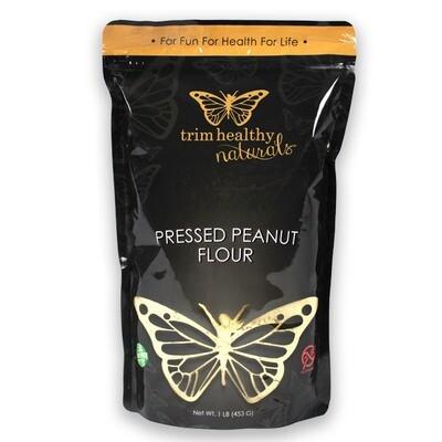 Trim Healthy Mama Pressed Peanut Flour 16oz