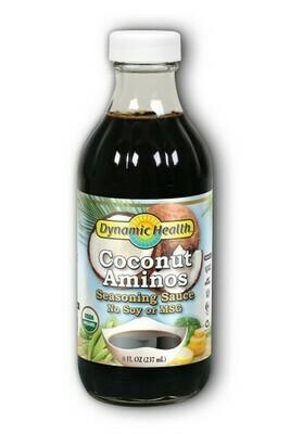Dynamic Health - Organic Coconut Aminos