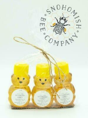 Snohomish Bee Company - 3pc 2oz Gift Set