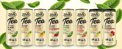 Zevia- Organic Teas
