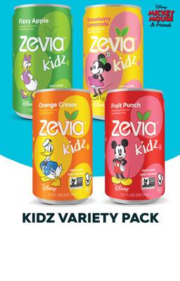 Zevia- Kids Drinks