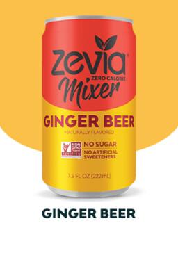 Zevia- Mixers