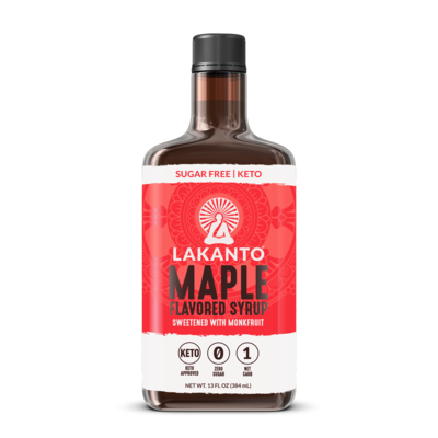 Lakanto - Maple Flavored Syrup