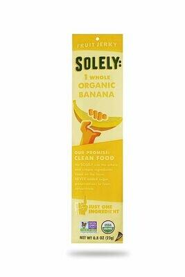 Solely - Fruit Jerky