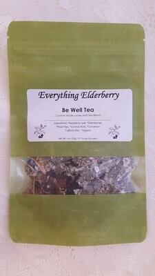 Everything Elderberry- Be Well Tea