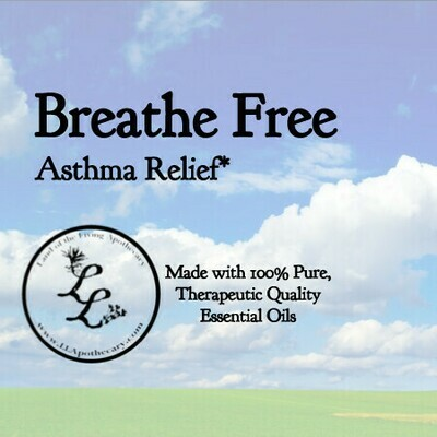Breathe Free   Asthma Relief
