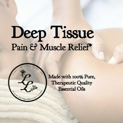 Deep Tissue | Pain & Muscle Blend