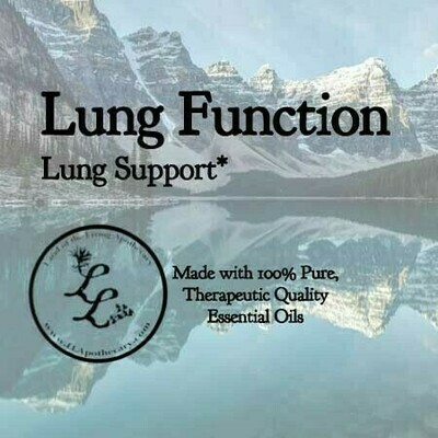 Lung Function   Lung Support