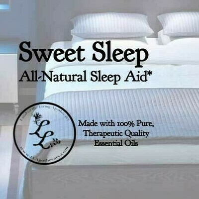 Sweet Sleep   All-Natural Sleep Aid