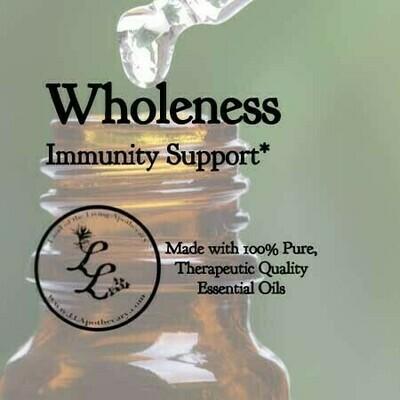 Wholeness   Immunity Support