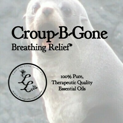 Croup-B-Gone   Breathing Relief