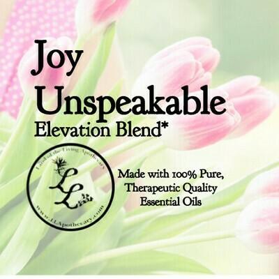 Joy Unspeakable   Elevation Blend