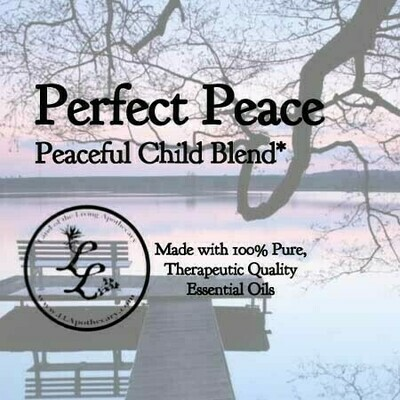Perfect Peace   Peaceful Child Blend