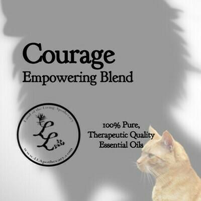 Courage   Empowering Blend