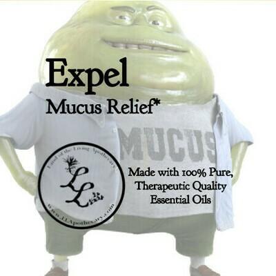Expel   Mucus Relief