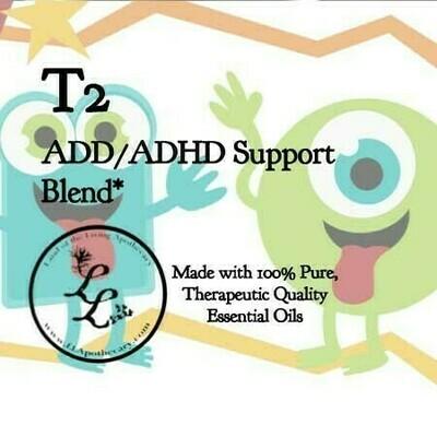 T2   ADD/ADHD Support Blend