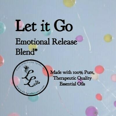 Let it Go   Emotional Release Blend