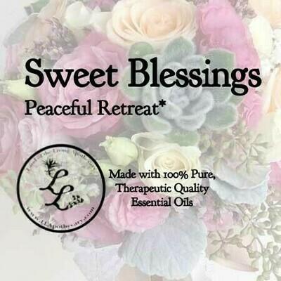 Sweet Blessings   Peaceful Retreat
