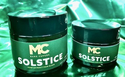 Marz Capone- Solstice Pain Cream