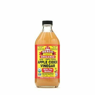 Bragg - Org. Apple Cider Vinegar