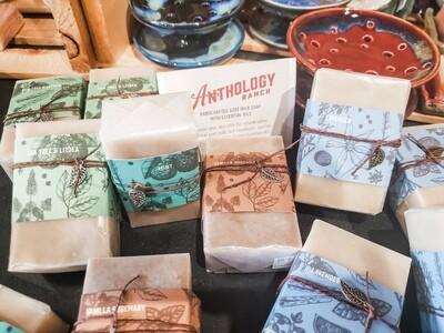 Anthology Ranch-Goat Milk Soap