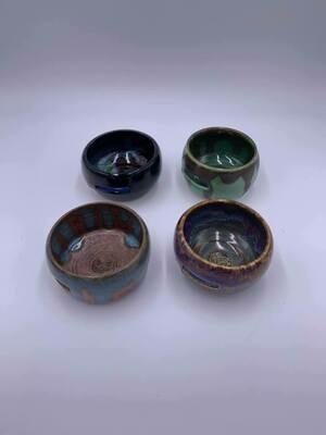 Mountain Ridge Pottery- Egg Separators