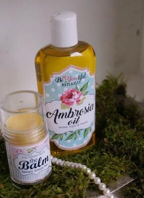 Beyoutiful Naturally- Ambrosia Body and Massage oil