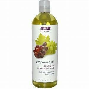 NOW- Organic Grapeseed Oil