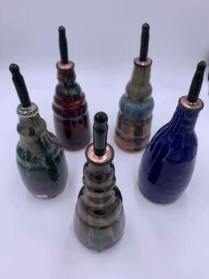 Oil Bottle w/ dispenser
