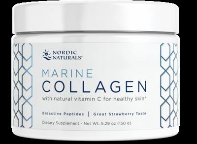 Nordic Naturals- Marine Collagen Strawberry
