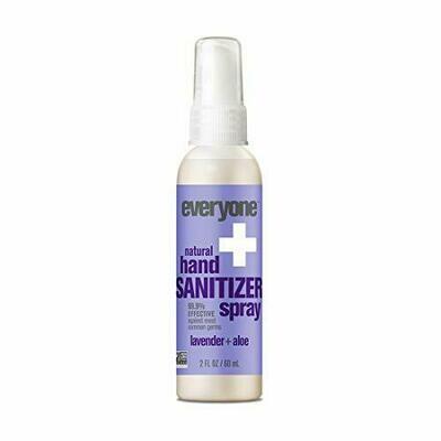 Everyone- Hand Sanitizer Spray