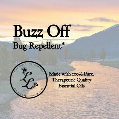 Buzz off   Bug Repellent