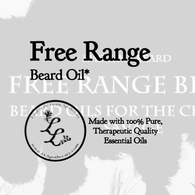 Free Range Beard Oil
