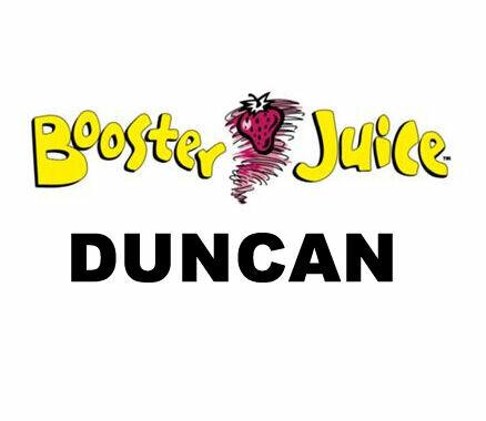 Booster Juice Duncan Online Store