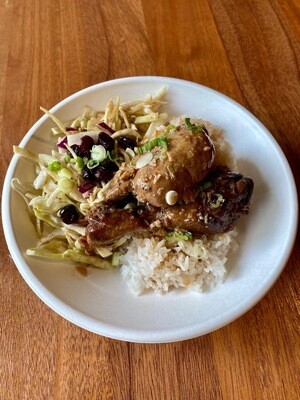 CLASSIC CHICKEN ADOBO RICEBOWL