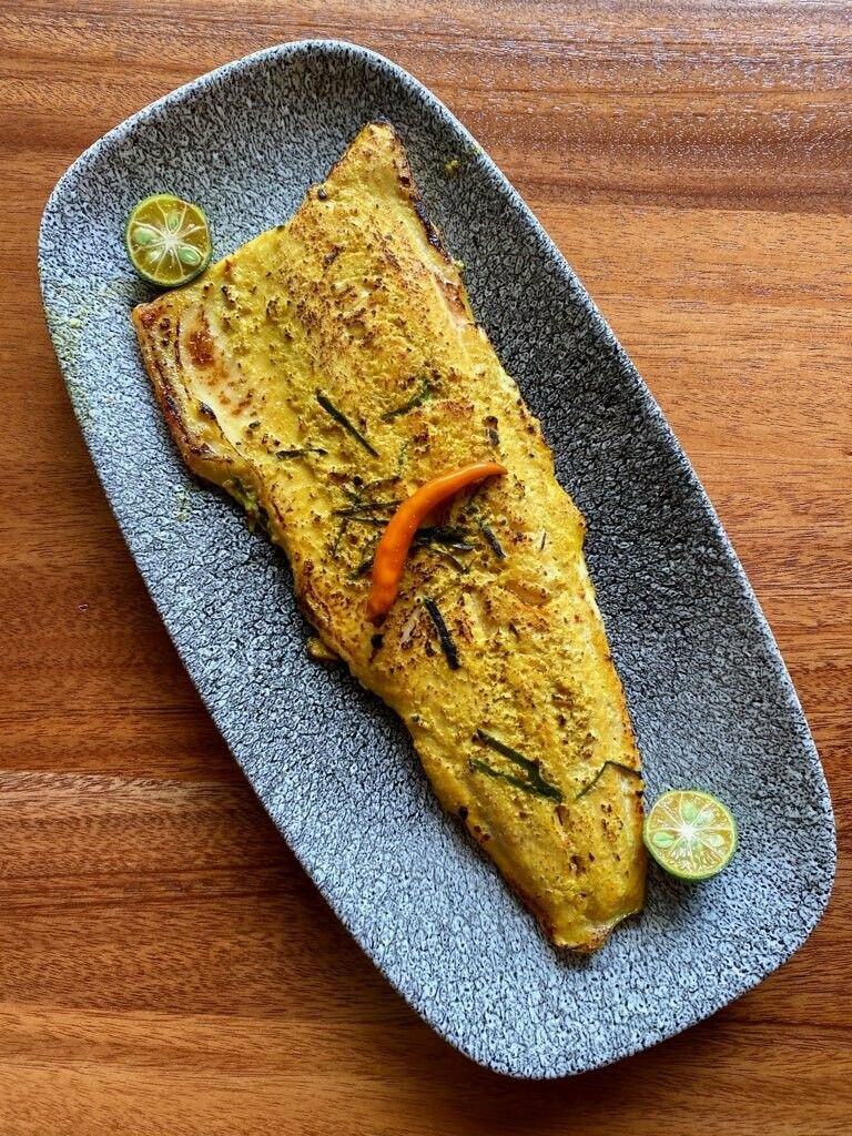 GRILLED ARCTIC CHAR