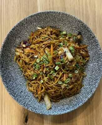 MEE GORENG FRIED NOODLE