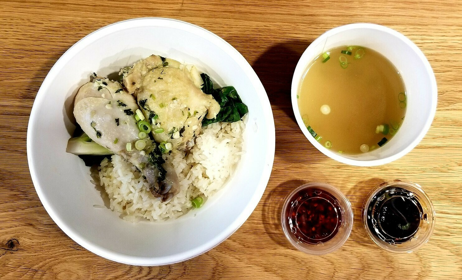 NEW! HAINANESE CHICKEN RICE
