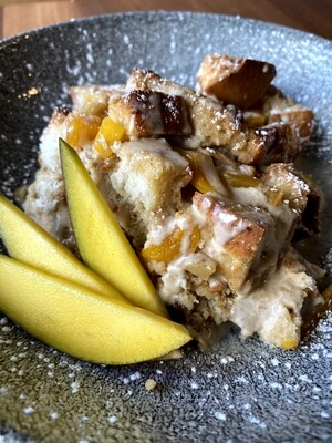 PANDESAL BREAD PUDDING