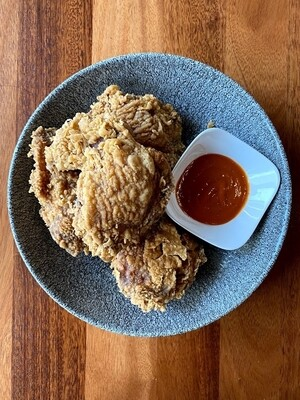 NEW! CRISPY SINIGANG FRIED CHICKEN