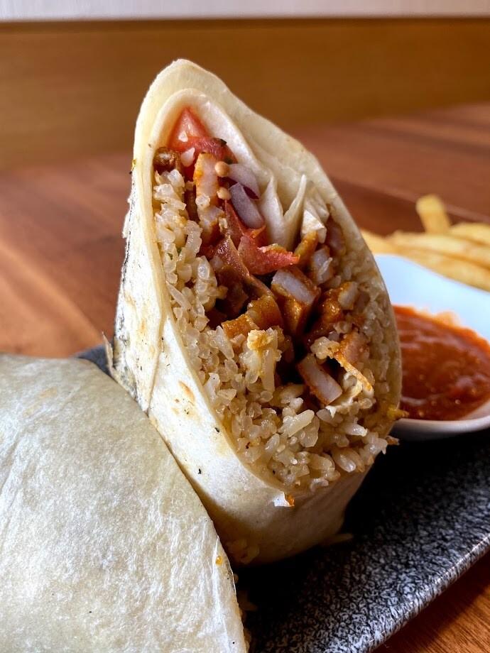 Tocino Burrito