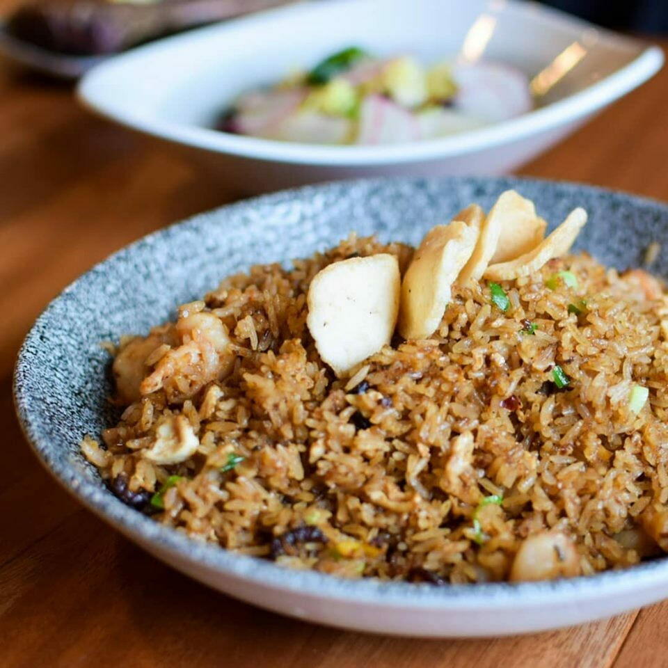Shrimp XO Fried Rice