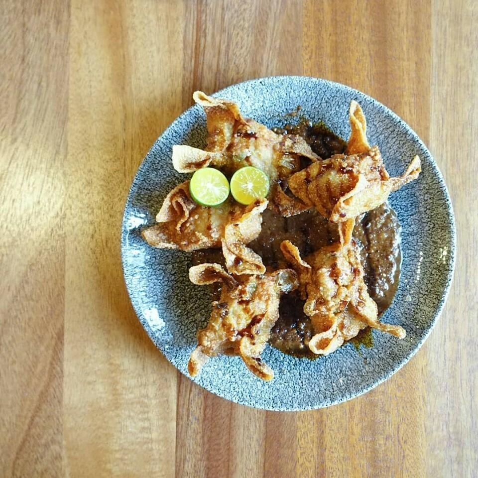 Shrimp & Chicken Dumplings